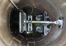 Eine innovative Neuerung in dieser Verfahrensgruppe ist der Einbau von PE-HD Rohrsträngen über vorhandene Schachtbauwerke.