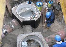 Lange Erfahrung im Wasserleitungsbau
